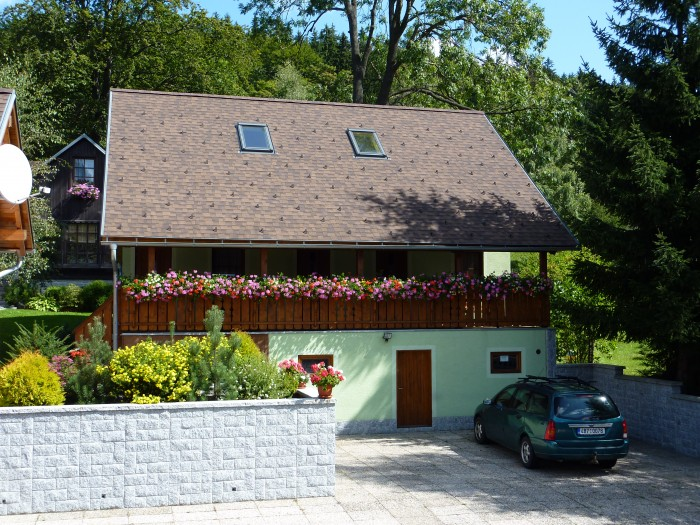 Accommodation - Jizera mountains - Bedřichov - Guest house Rafael