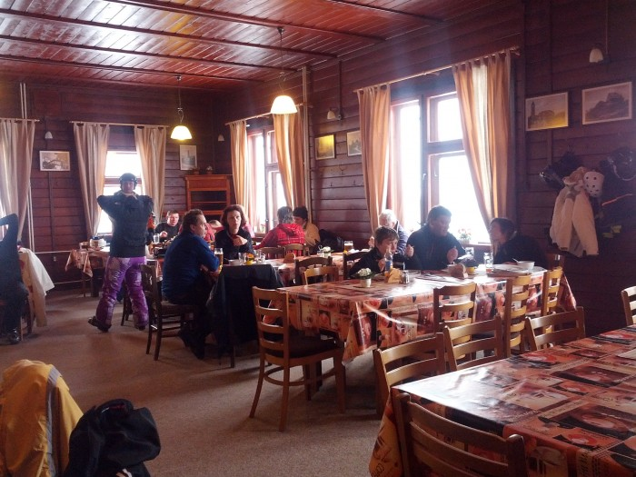 Gastronomy - Jizera mountains - Tanvald - SKI ROZHLEDNA (SKI LOOKOUT TOWER) – restaurant